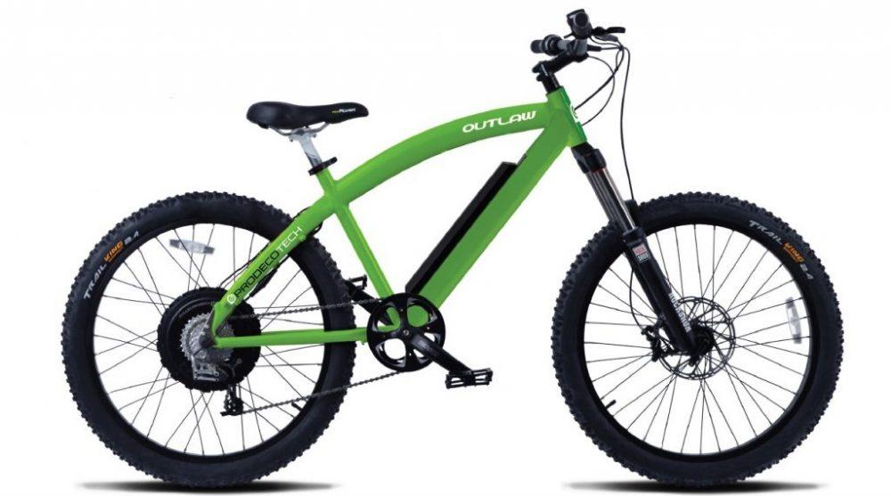 ProdecoTech – Outlaw 1000 (Green)