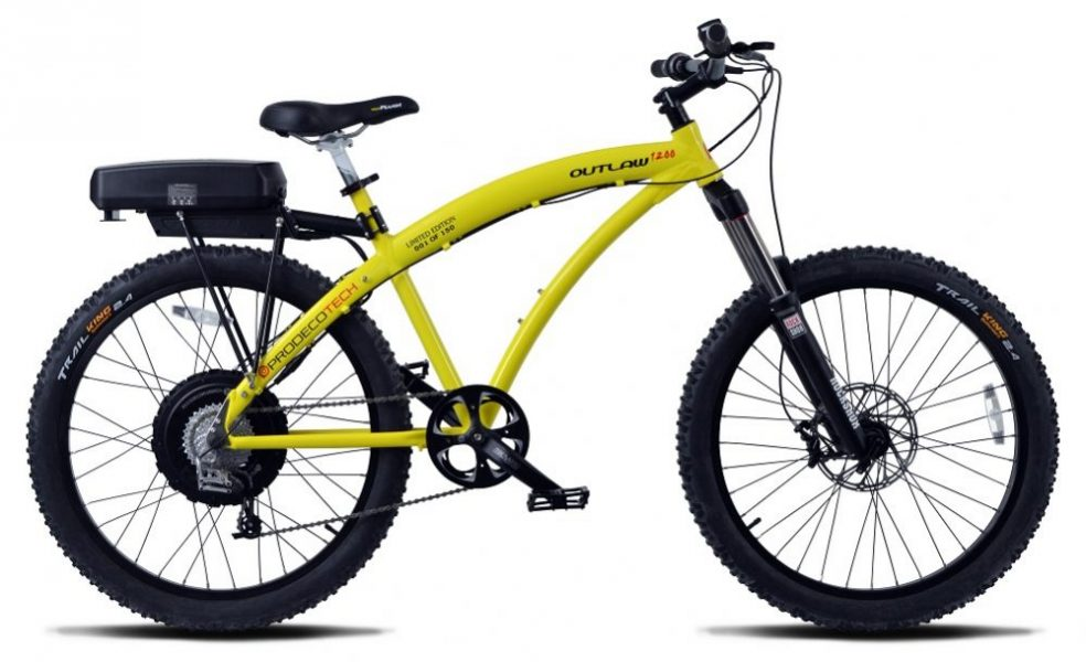 ProdecoTech – Outlaw 1200 (Yellow)