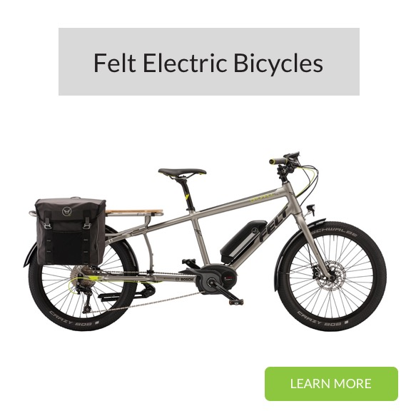 Felt Electric Bicycles
