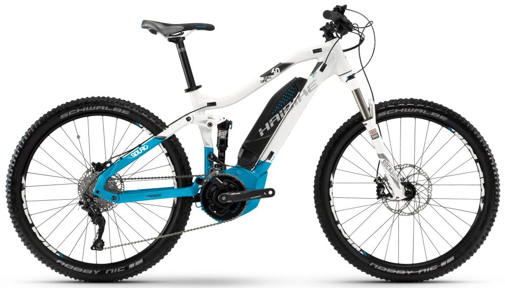 Haibike – 2018 SDURO FullLife 6.0 Ladies