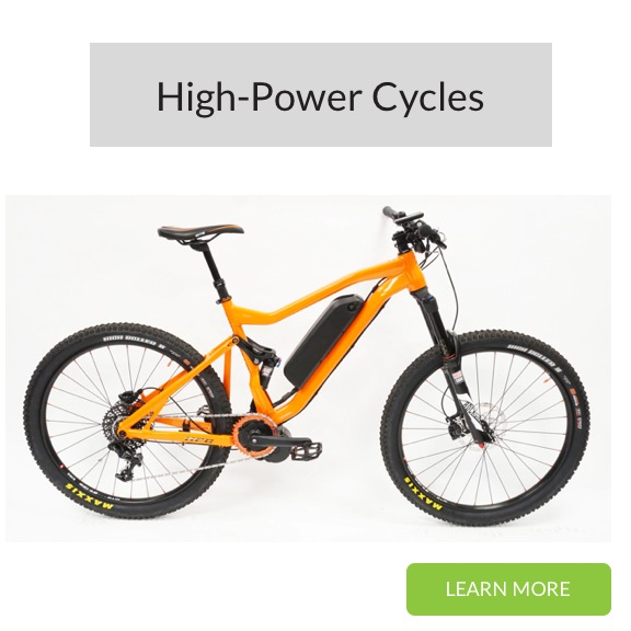 High-Power Cycles