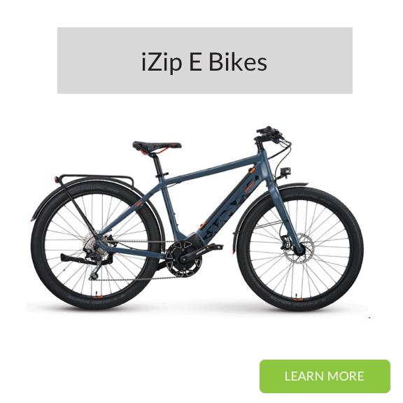 iZip E Bikes