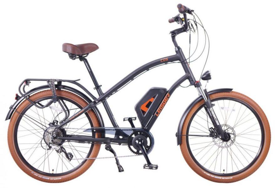 Magnum Bikes – Leisger CD5