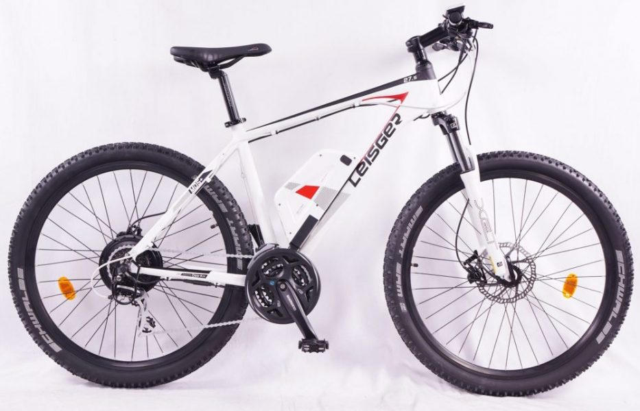 Magnum Bikes – Leisger MD5